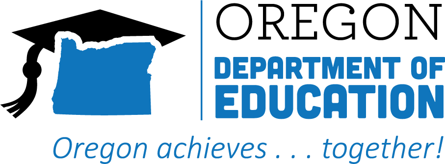 Go to the Oregon Department of Education